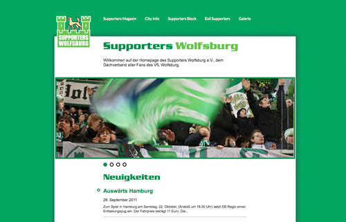Supporters Wolfsburg